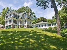 The most expensive house in every state...  #37 WISCONSIN: A $7.95 million summer estate on Lake Geneva