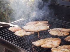 Tilapia on the grill....for noobs like me