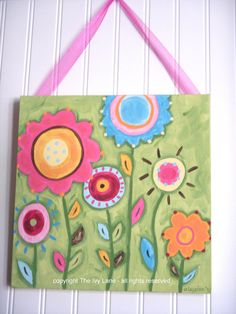 Baby nursery decor Children wall art Nursery art by theivylane, $38.00