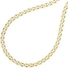 Dreambase Damen-Halskette ca. 50 cm lang 14 Karat (585) Gelbgold 3.7 mm Karabinerverschluss Dreambase http://www.amazon.de/dp/B00EYGT426/?m=A37R2BYHN7XPNV