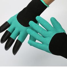 Unfortunately the sponsor is no longer selling these gloves. These protective garden gloves with claws, make it easy to dig in your  garden. They're also water proof. The size fits most hands and are of  decent quality. If you search online, it should be easy to find other  sellers.