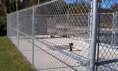 When chain link fencing is mentioned, many people think of baseball diamonds and school yards or industrial compounds. That is because protection is the foremost reason for installing this type of fence. http://dfwfencing.com/chain-link-fencing/