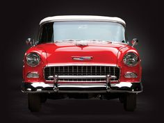 1955 Chevrolet Bel Air Convertible | Sam Pack Collection 2014 | RM Sotheby's