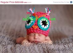 ON SALE 15 off ESTEFANIA The  Owl handmade crochet by NattyHatty, $19.54