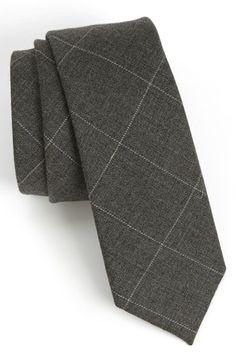 The Tie Bar Woven Wool Tie | Nordstrom
