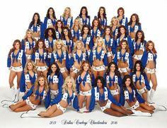 2015 Dallas Cowboys Cheerleaders 2016