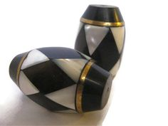 Mother of Pearl and Buffalo Horn Inaid by abundantearthsupply, $24.00
