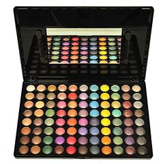 BLUETTEK 88 Colors Eyeshadow Makeup Palette  Mirage Series  3 Color ** Read more  at the image link.