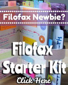 FREE Filofax Starter Kit - http://limetreefruits.com/Filofax-Starter-Kit/