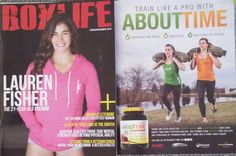 Check out our new ad in Box Life magazine featuring Julie Foucher and Christy Adkins