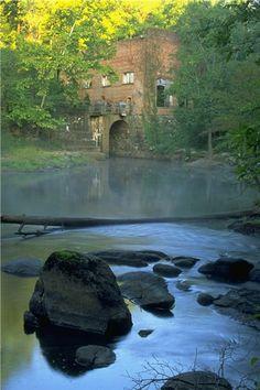 High Falls Mill, High Falls, GA