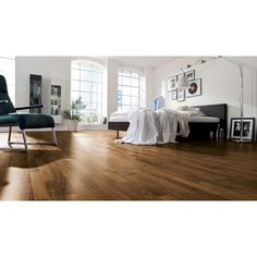Engineered Walnut Wood Flooring.Great for your bedroom