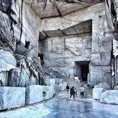 мраморный рудник