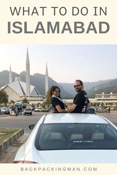Pakistan travel / These are the best things to do in Islamabad to help plan your visit. Pakistan Reisen, Pakistan Travel, India Travel, Beautiful Places To Travel, Cool Places To Visit, Travel Guides, Travel Info, Travel Tips, Brunei