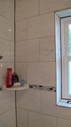 Decorative Accent Tiles For Bathroom Awesome Daltile Snow Illusion 258 Inx 12 Inceramic Decorative Accent Inspiration