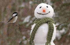 """Üşüyüp ısınmak da bir nimettir. """"Soğuk"""", insanın içinde olmasın..."""