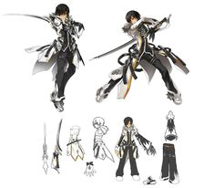 Blade Master Concept from Elsword