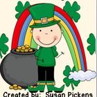 This math center has adorable St. Patrick's Day graphics!  There is a whole group pictograph and worksheet to complete together.  Students will use...