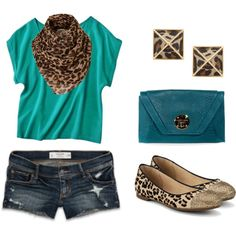 """I miss Summer!"" by clojogar on Polyvore"