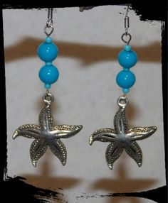 Check out this item in my Etsy shop https://www.etsy.com/listing/231335024/blue-starfish