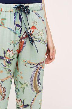 Bird of Paradise Sleep Pants - anthropologie.com