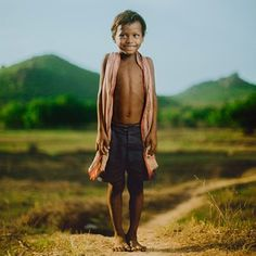 One of the many kids in Pantanapalli who will have clean water as a result of this year's September Campaign. Charity Water, Living Water, Greater Good, People Around The World, Change The World, That Way, Portrait Photography, Beautiful People, Photo And Video