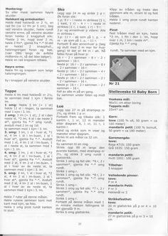 Album Archive - Dukketøj til Baby Born 2 - Ingelise Knitted Doll Patterns, Knitted Dolls, Doll Clothes Patterns, Baby Knitting Patterns, Clothing Patterns, Baby Born, Album, Archive, Paper Dolls