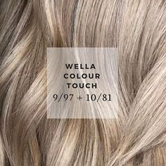 Found images for wella color touch query - wella - Hair Color Hair Color Balayage, Blonde Color, Haircolor, Wella Color Charm Toner, Wella Hair Color Chart, Wella Toner Chart, Burgundy Hair Dye, Hair Dye Tips, Hair Color Formulas