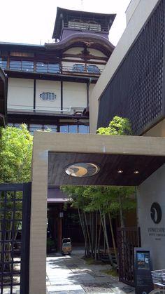 FUNATSURU KYOTO KAMOGAWA RESORT  http://www.funatsuru.com/