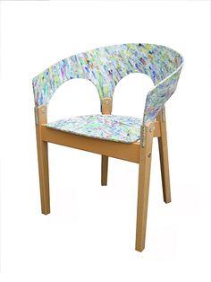 Aaron Moore, reform furniture bottle chair