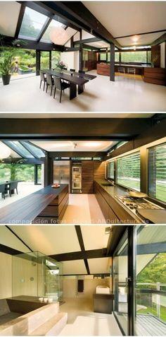 casas-prefabricadas HUF HAUS fotos del interior