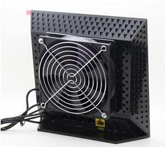Netgear NETGEAR R6300V2 / R6250 / R6200 / R6100 wireless router Cooling Fan  | eBay