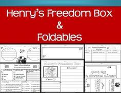 Henrys Freedom Box Including Foldables