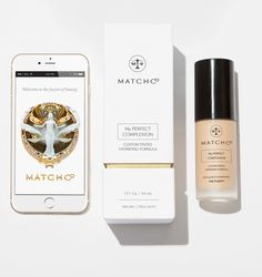 MatchCo - finally...a perfect match without having to visit the makeup counter:).