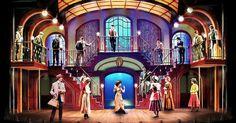 Hello Dolly! Maltz - Hello Dolly! Maltz Jupiter Theatre. Scenic design by Paul…