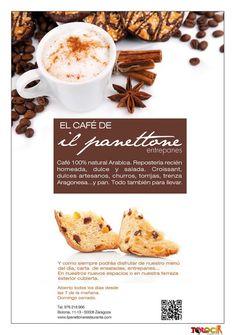 Café 100% natural arábica