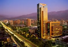 Hotel Marriot - Chile