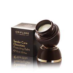 Προϊόν Περιποίησης Επιδερμίδας Tender Care με Άρωμα Σοκολάτας #oriflame Απολαύστε τα οφέλη του θρυλικού προϊόντος Tender Care με απολαυστικό άρωμα σοκολάτας. Απαλυντική φόρμουλα προστασίας για τα χείλη, το πρόσωπο, τις παρανυχίδες ή οποιοδήποτε ξηρό και τραχύ σημείο της επιδερμίδας. 15  ml. Κωδικός:23386