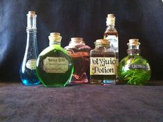 Hey, I found this really awesome Etsy listing at http://www.etsy.com/listing/130069815/harry-potter-potions