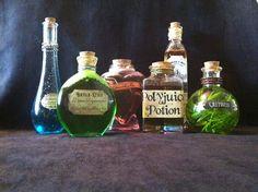 Harry Potter potions!