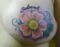 Breast tattoos on pinterest mastectomy tattoo breast for Tattooed nipples after breast reconstruction