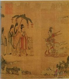 Mural Paintings of Eastern Jin Dynasty
