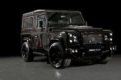 500-сильный Land Rover Defender Ultimate RS от Urban Truck