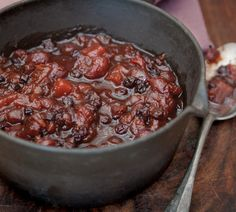 Cranberry and Pear Relish - Annabel Langbein – Recipes Relish Recipes, Fruit Recipes, Gourmet Recipes, Low Carb Recipes, New Recipes, Snack Recipes, Cooking Recipes, Easy Recipes, Healthy Recipes