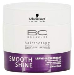 BC Bonacure Smooth Shine Leave-In Treatment Schwarzkopf Hair Products, Beauty Bay, Hair Beauty, Schwarzkopf Professional, Hair Care Routine, Hair Trends, Nail Colors, Cool Hairstyles, Smooth