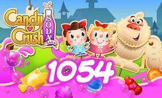 Candy Crush Soda Saga Level 1054