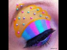 Candy Cupcakes Makeup Tutorial  Youtube channel: http://full.sc/SK3bIA