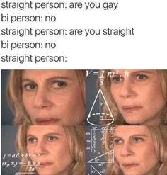 Allies, PFLAG moms, flirtatious straights...the gang's all here!