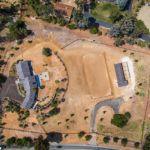 Residential equestrian estate in Rancho Santa Fe, CA