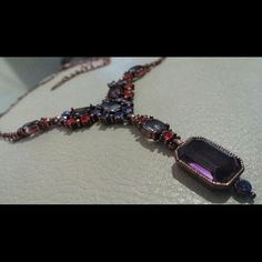 Vintage Collectable VCLM Purple, Red, Blue, Copper Beautifully Designed for VCLM.  #add hijab VCLM  Accessories